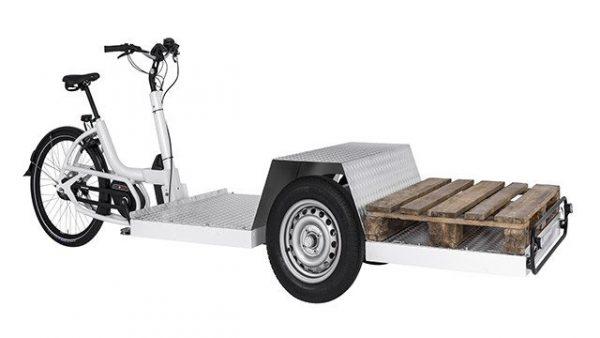 Tender 2500 Flatbed Plus