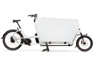 URBAN ARROW© Cargo XL Performance CX Alu box 1